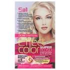 Осветлитель для волос Fitokoсметик Effect Сolor Super Blond, до 5 тонов, 50 мл