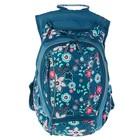 Рюкзак Yes 45*26*20 Spring для девочки, синий