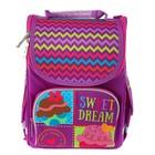 Ранец Smart PG-11 34*26*14 для девочек, Sweet dream, сиреневый