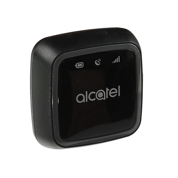 GPS трекер Alcatel TCL MK20X MOVETRACK, Nano SIM, черный