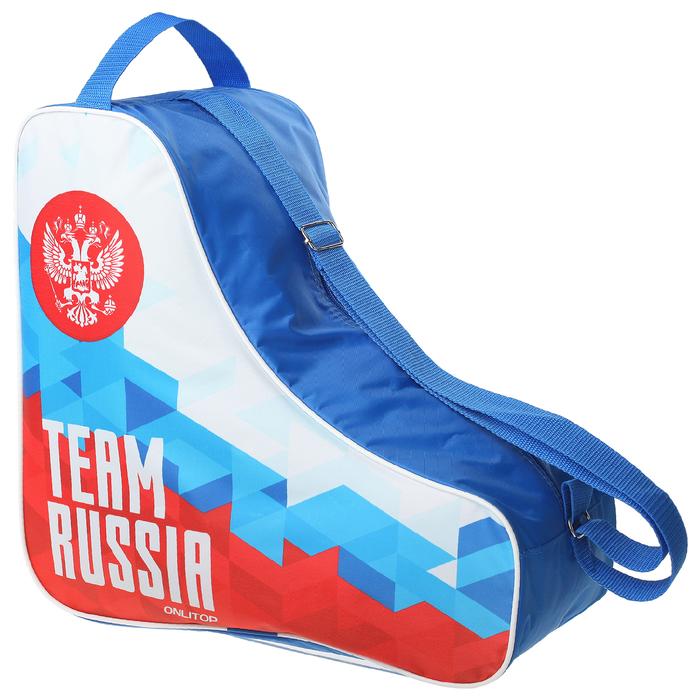 """Сумка для коньков и роликовых коньков """"Team Russia"""""""