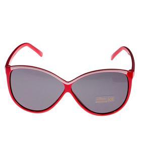 Очки солнцезащитные детские 'Модница', МИКС, белая вставка, 13 × 12.5 × 5.5 см Ош