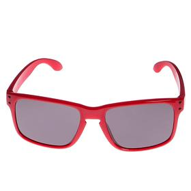 Baby sunglasses Square, classic, glass, dark, MIX, 13 × 12.5 × 5.5 cm