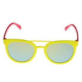Sunglasses baby Aviator, frames and handles TLDs × colored, MIX, 13 × 12.5 × 4.5 cm