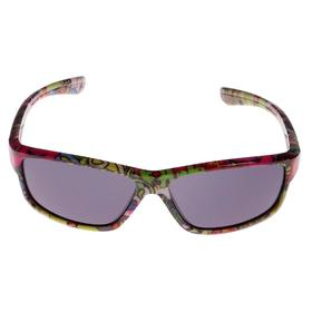 Sunglasses children Sport, frame color picture, MIX, dark glass, 13 × 12 × 5 cm