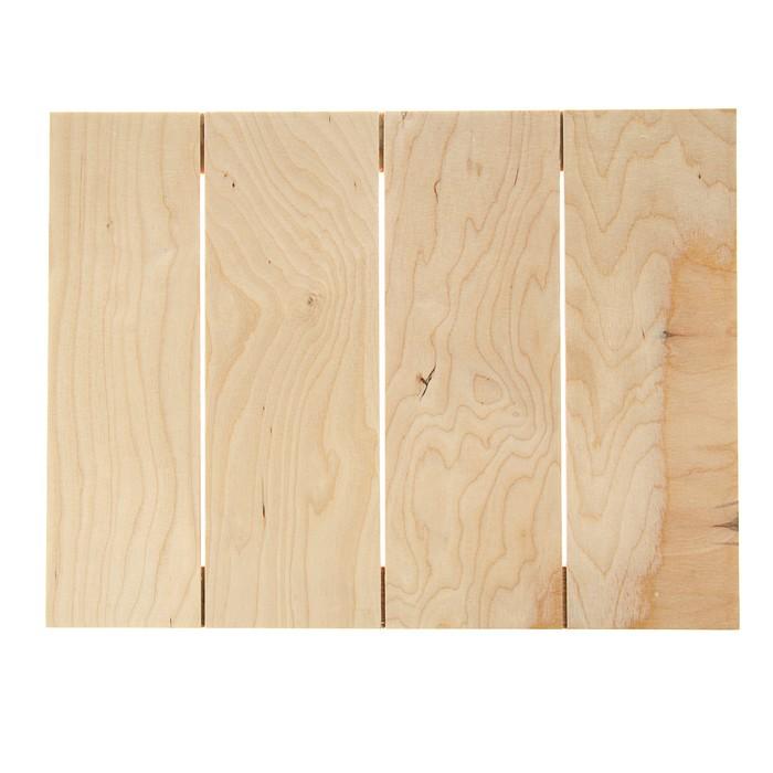 Планшет деревянный модульный 30*40*2 сосна Школа художников