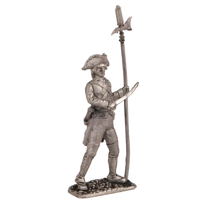 "Оловянный солдатик ""Капрал саксонцев 1806 год"""