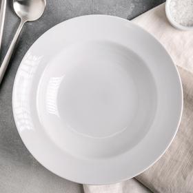 Тарелка глубокая 24 см, 1 л