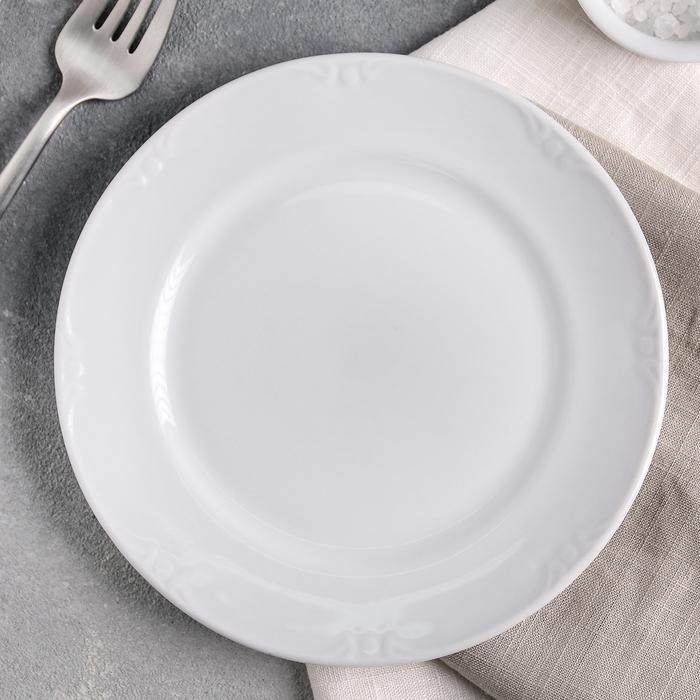 """Тарелка мелкая 17,5 см """"Ритм"""""""