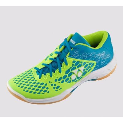 Кроссовки для бадминтона Yonex 03EX (45, Blue/Lime)