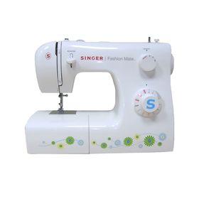 Швейная машина Singer Fashion Mate 2290, 11 операций, качающийся челнок, белая Ош