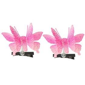 """Carnival clip """"Butterfly"""", MIX colors"""
