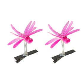 """Carnival clip """"Dragonfly"""", MIX colors"""