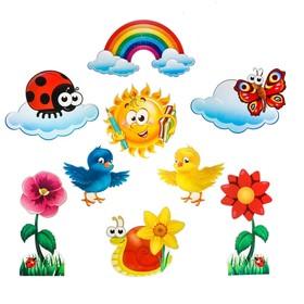"""Набор оформительский """"Детский сад"""""""