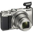 "Фотоаппарат Nikon CoolPix A900, 20.3 Mpix, Zoom35x 2.7"", 4K, серебристый"