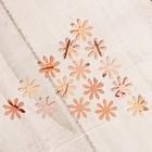Набор заготовок для творчества «Снежинки», малые, 15 шт, 1х1 см, береста