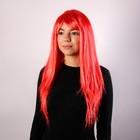 """Карнавальный парик """"Блеск"""", цвет красный"""