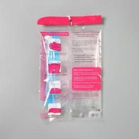 Вакуумный пакет для хранения вещей, 30×40 см, прозрачный - фото 4640238