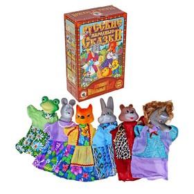 Кукольный театр «Теремок», в новой упаковке