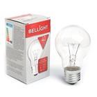 Лампа накаливания BELLIGHT, Б, 40 Вт, Е27, 230 В