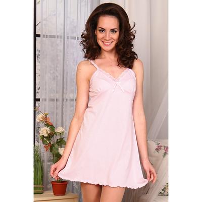 Сорочка женская № 548/2 цвет розовый, р-р 56