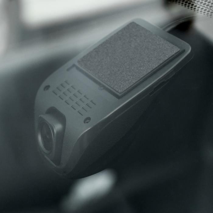 Видеорегистратор компакт, разрешение HD 1080, обзор 170°, провод USB 3м