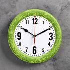 Classic wall clock, round, 24 cm mix