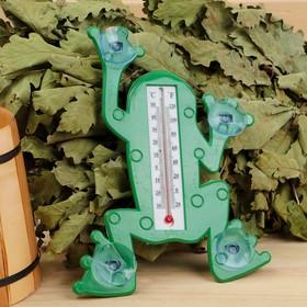 Термометр уличный 'Лягушонок' в пакете Ош