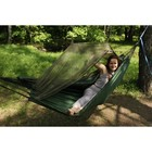 Hammock with mosquito net green RG-11