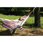 Hammock Burgundy strip RG-13