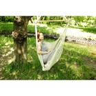 Chair hammock made of linen RGK-5