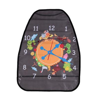 Накидка-незапинайка Часы, пвх, 61 х 46 см