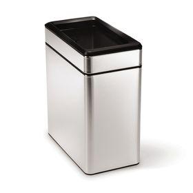 Бак для мусора, открытый