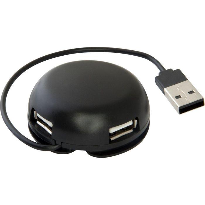Разветвитель USB2.0 Defender Quadro Light 4 порта