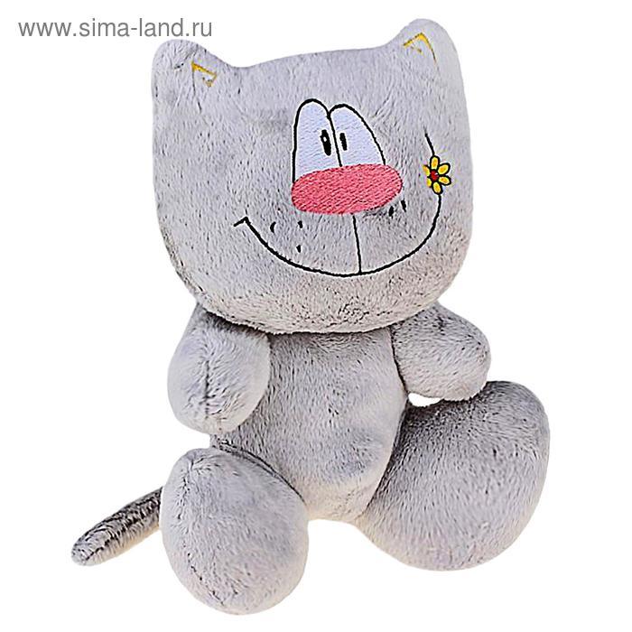 """Мягкая игрушка """"Веселый кот"""", маленький"""