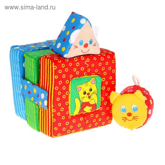 Развивающая игрушка «Кошки-мышки»