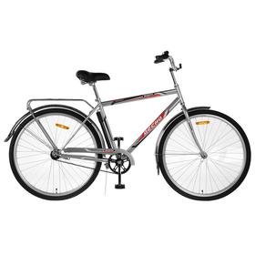 Велосипед 28' Десна Вояж Gent, Z010, цвет серебристый, размер 20' Ош