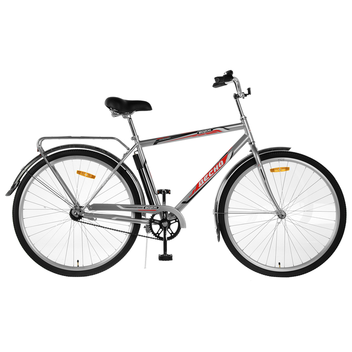 """Велосипед 28"""" Десна Вояж Gent, Z010, цвет серебристый, размер 20"""""""
