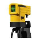 Уровень лазерный STABILA LAX 50G 19110, зеленый луч, платформа, 2 луча, до 30 м, 0.5 мм/м