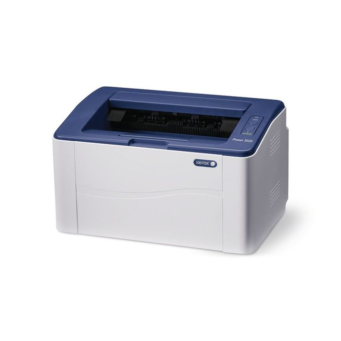 Принтер лазерный черно-белый Xerox Phaser 3020