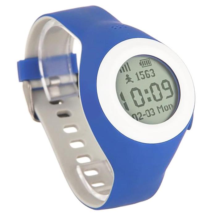 """Смарт-часы Hiper BabyGuard, детские, дисплей 0.94"""", сине-белые"""
