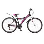 """Велосипед 26"""" Forward Dakota 26 1.0, 2018, цвет чёрный, размер 16,5"""""""