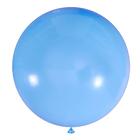 """Шар латексный 24"""" пастель, LIGHT BLUE"""