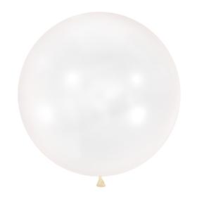 """Шар латексный 36"""", декоратор, цвет прозрачный"""