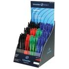 Ручка шариковая автомат Schneider Suprimo, 4 цвета, 80 штук в дисплее SiS