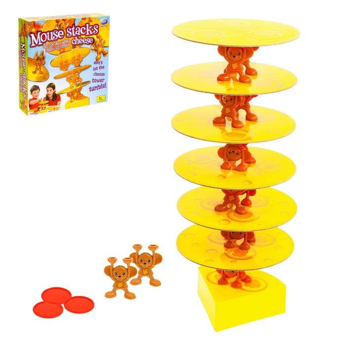 Настольная игра на равновесие «Мыши акробаты»