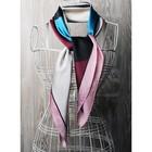 Платок женский, размер  70х70 см, цвет розовый  K0570PL107