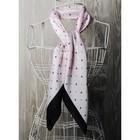 Платок женский, размер  70х70 см, цвет розовый  K0570PL115