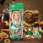 "The Vacuum Cup ""Chelyabinsk. Matryoshka"" 350 ml"
