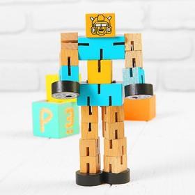 Робот-головоломка 4 Ош
